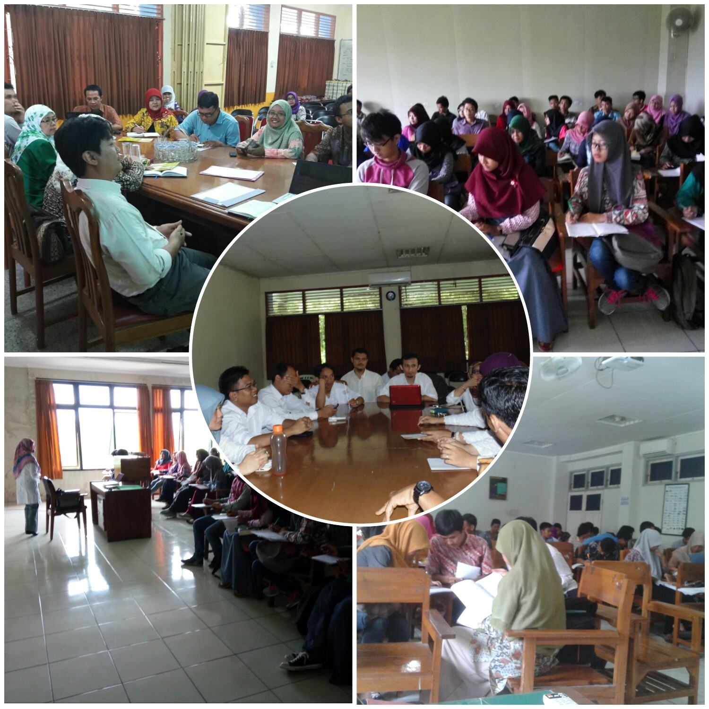 Ruang Kuliah, Diskusi, Seminar